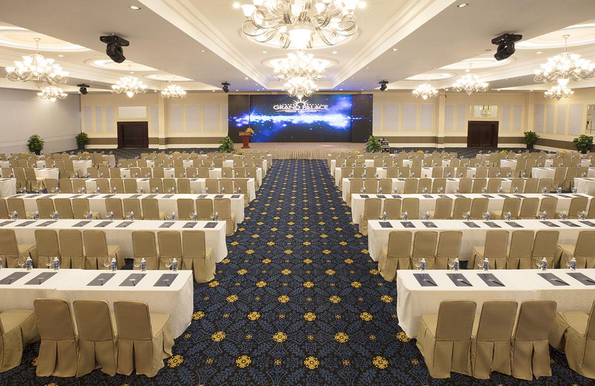 trung tâm tiệc cưới hội nghị grand palace