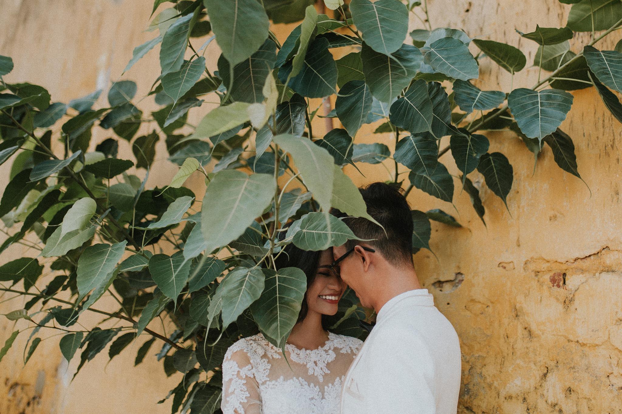 album ảnh cưới ở hội an