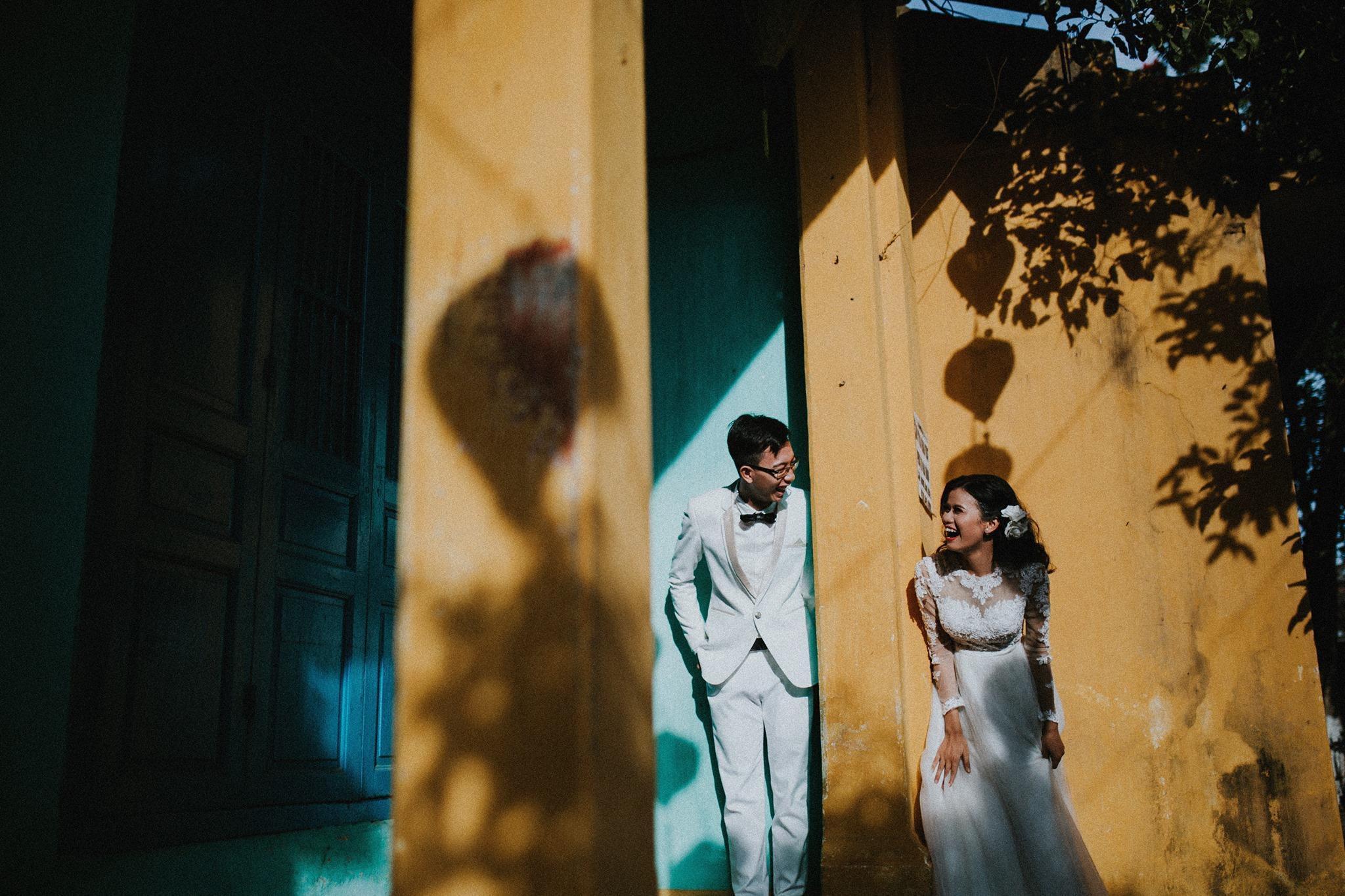 Kim Ơi Wedding chụp hình cưới ở hội an 3