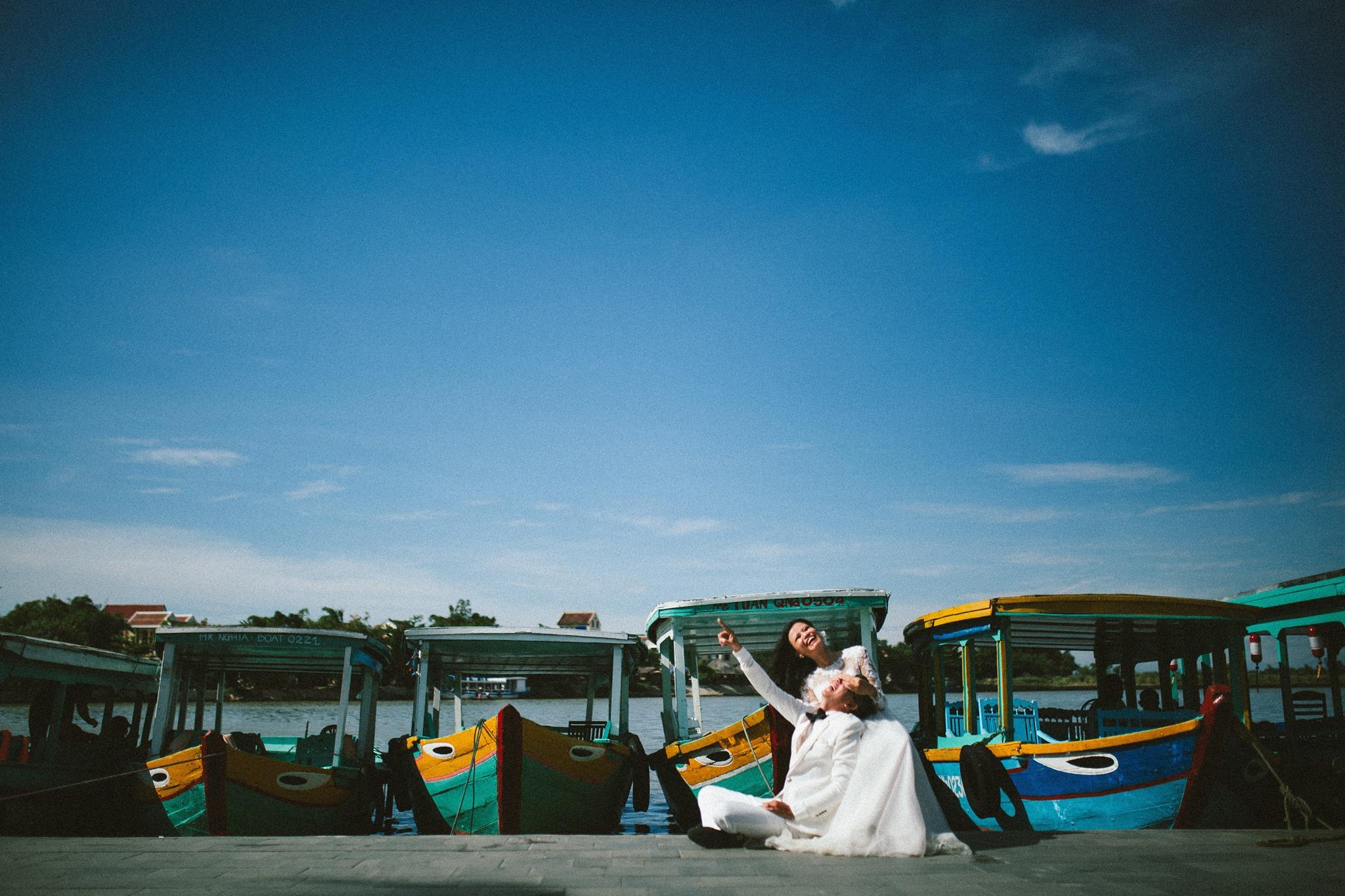 Kim Ơi Wedding chụp hình cưới ở hội an 7