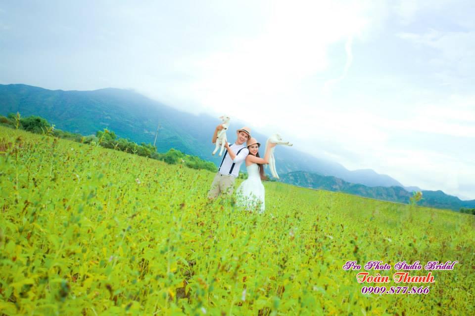 Áo cưới Toàn Thanh Bình Dương