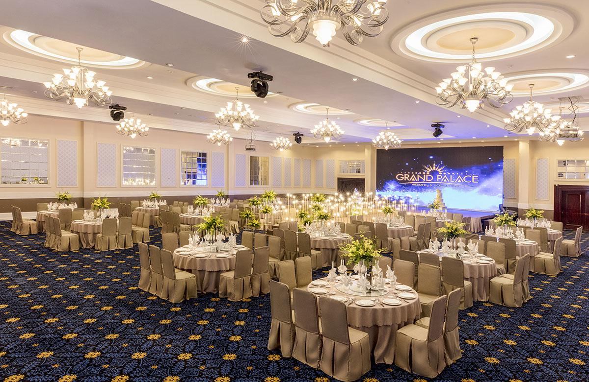 Nhà hàng tiệc cưới grand palace