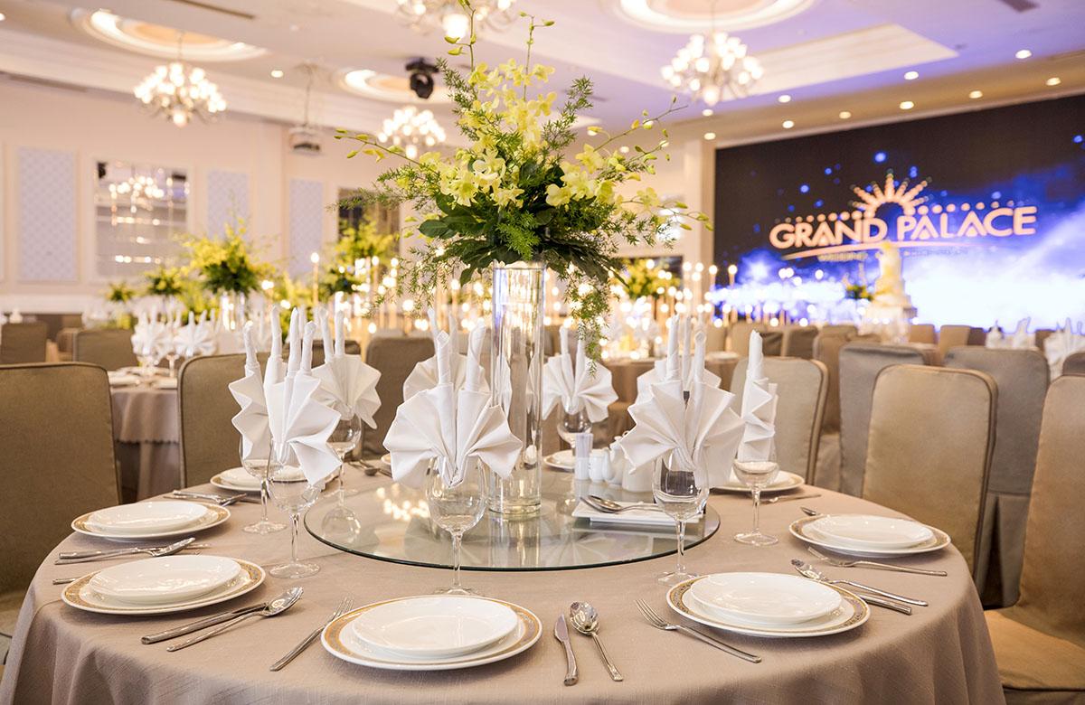 grand palace tiệc cưới