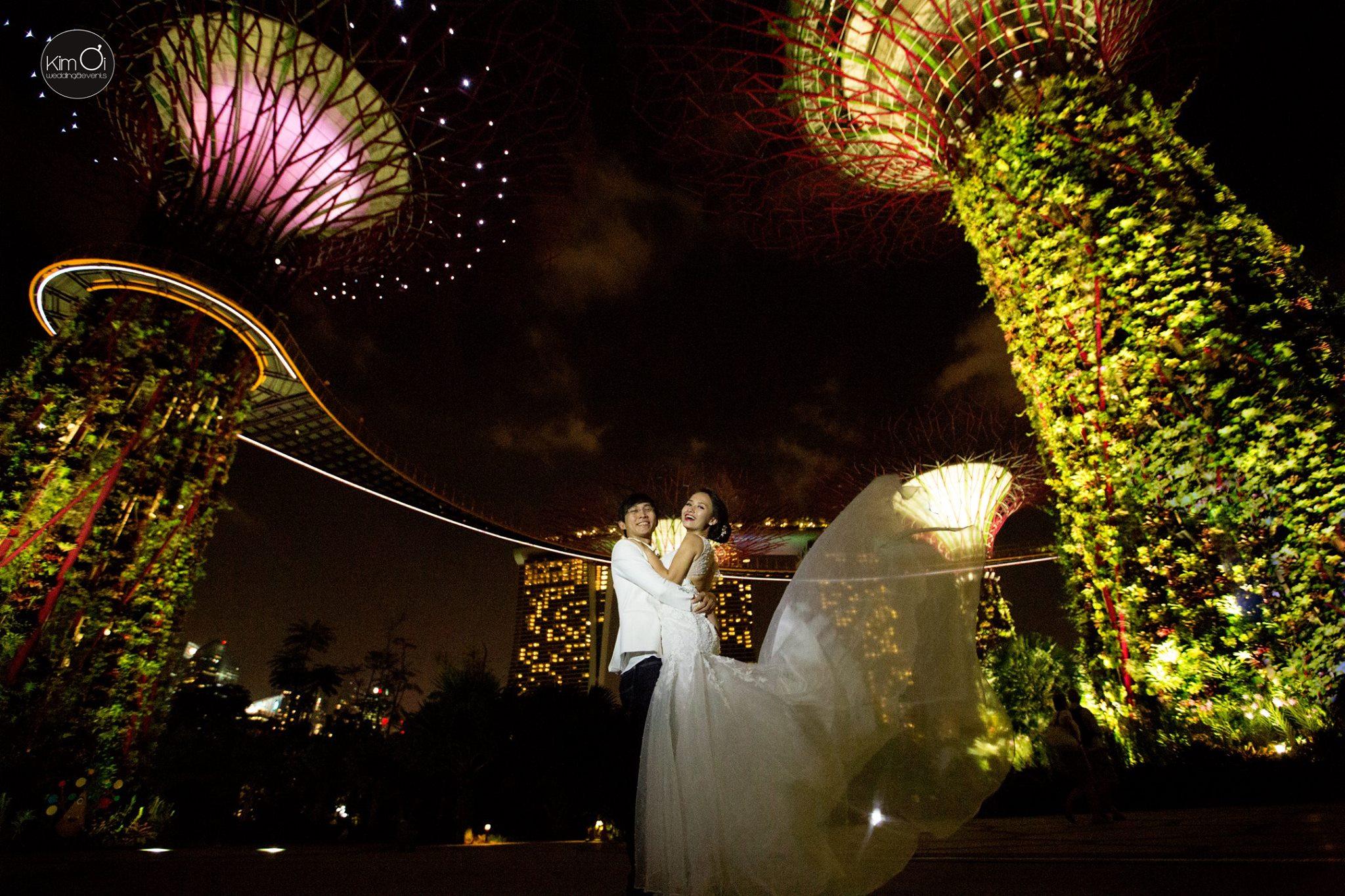 Kim Ơi Wedding chụp ảnh cưới singapore. 1