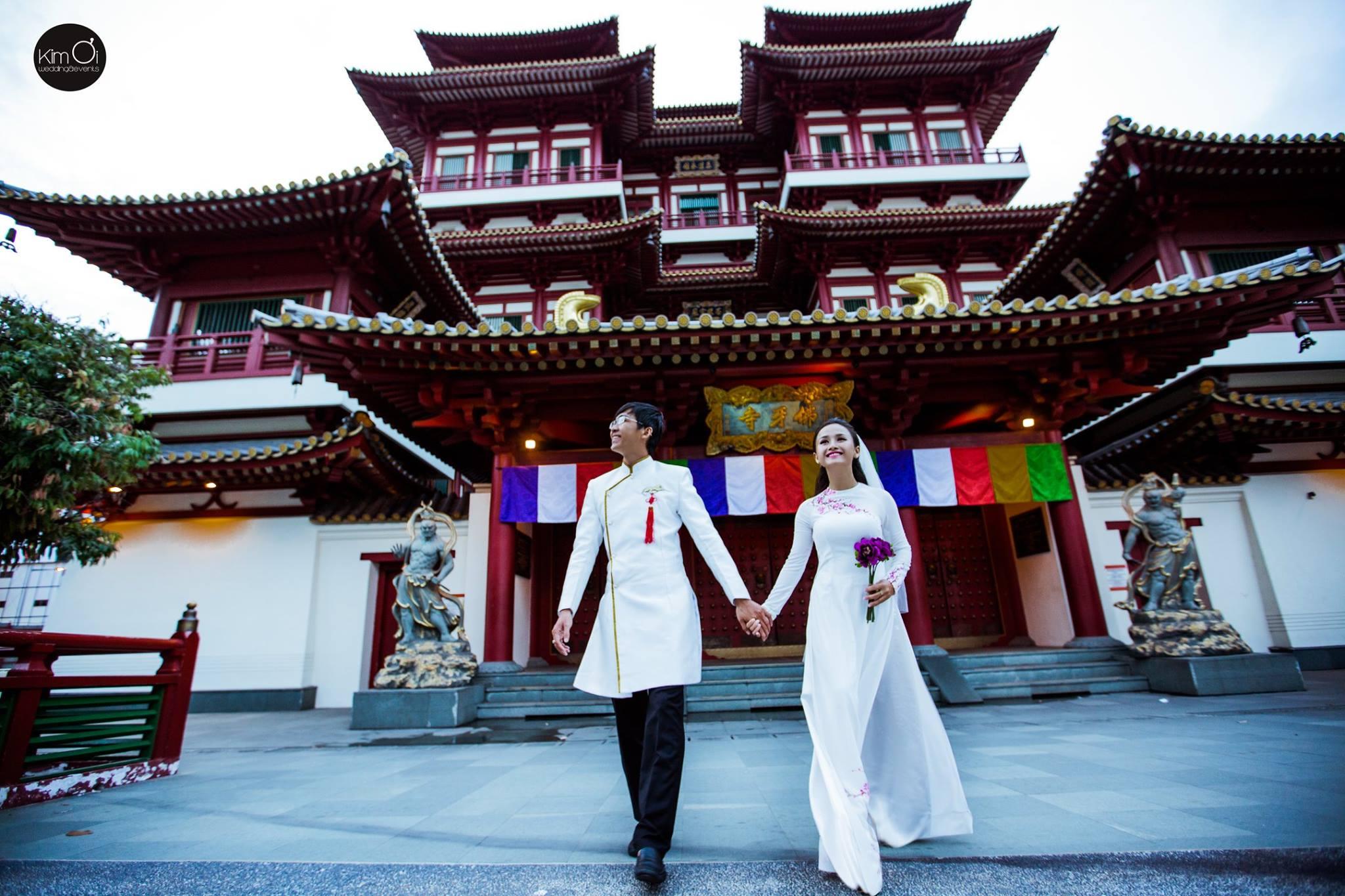 Kim Ơi Wedding chụp ảnh cưới singapore  4