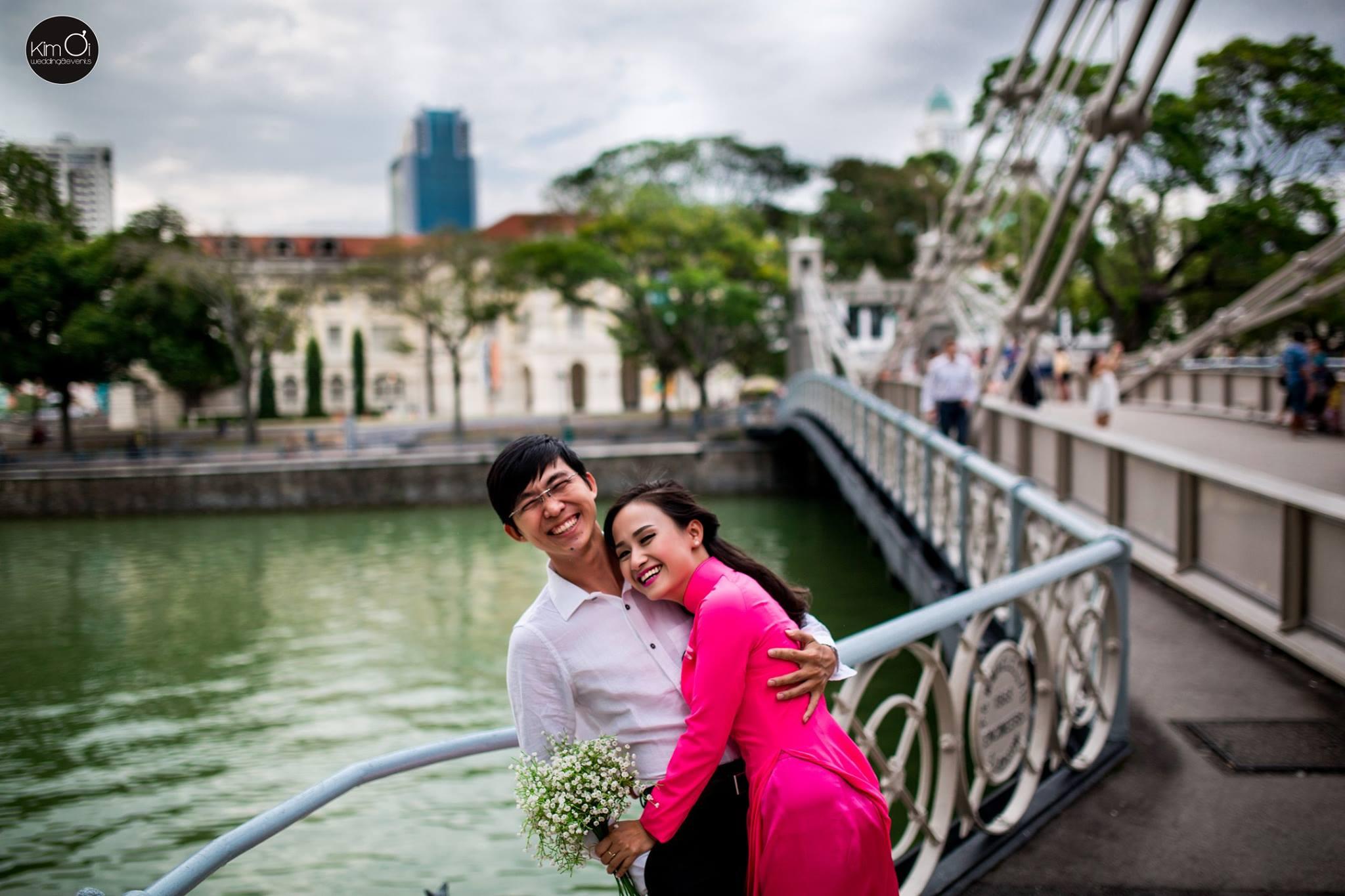 Kim Ơi Wedding chụp ảnh cưới singapore  9
