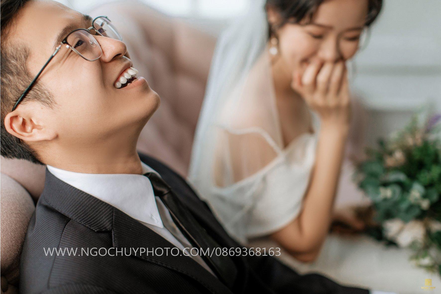 Ảnh cưới phim trường Ngọc Huy Studio
