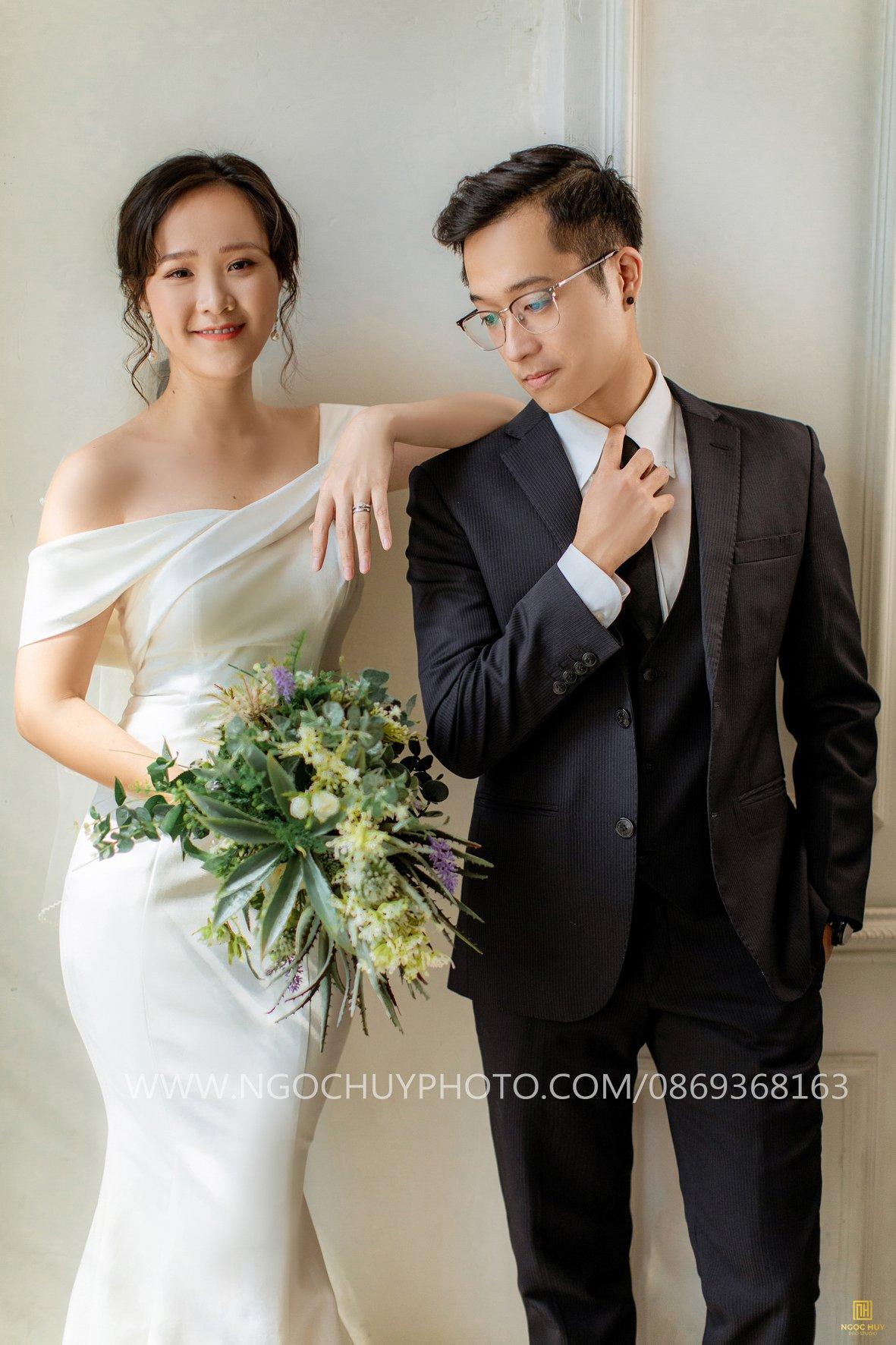Ảnh cưới phim trường Ngọc Huy Studio 1