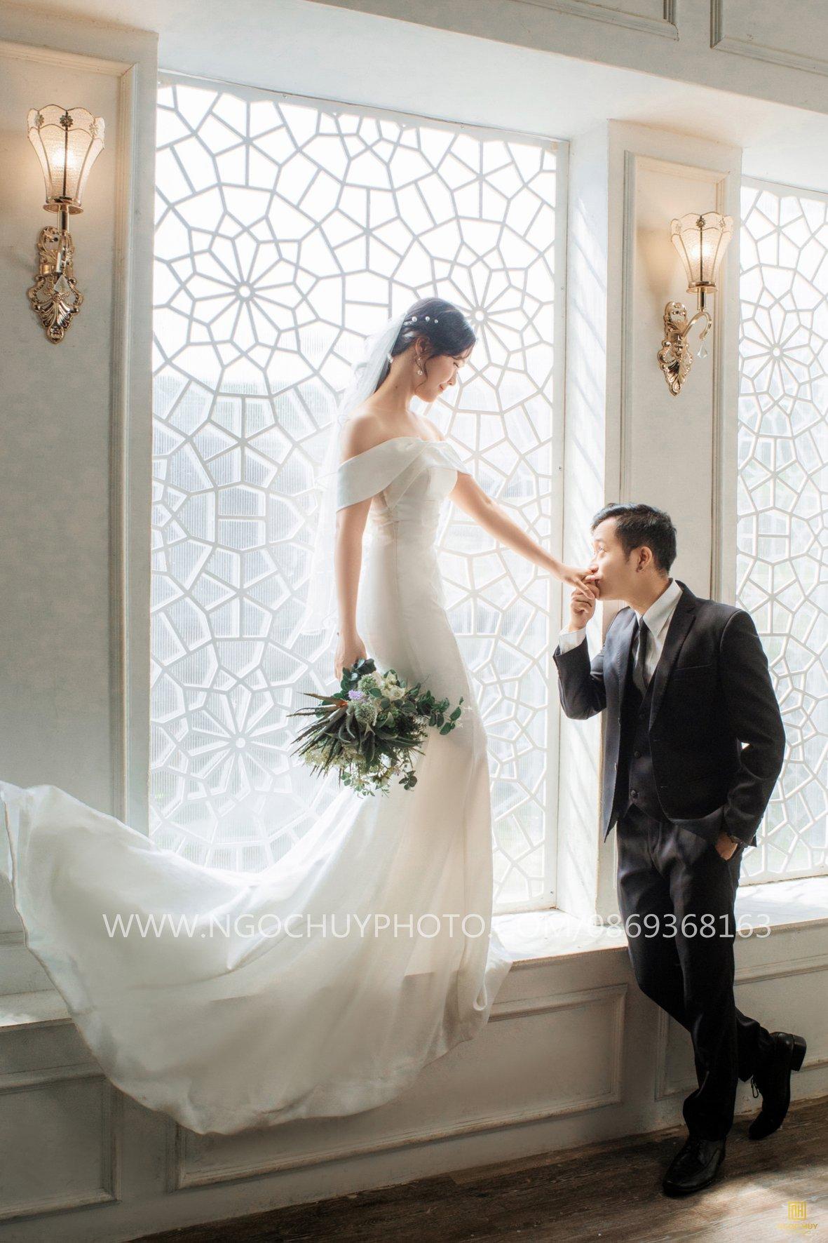 Ảnh cưới phim trường Ngọc Huy Studio 2