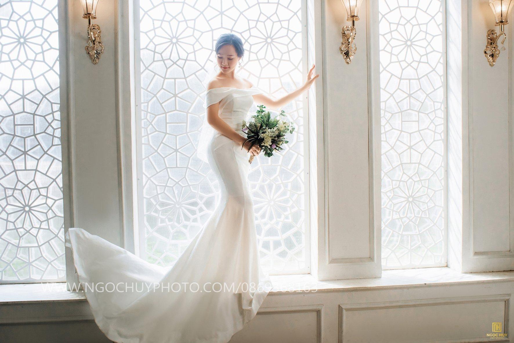 Ảnh cưới phim trường Ngọc Huy Studio 3