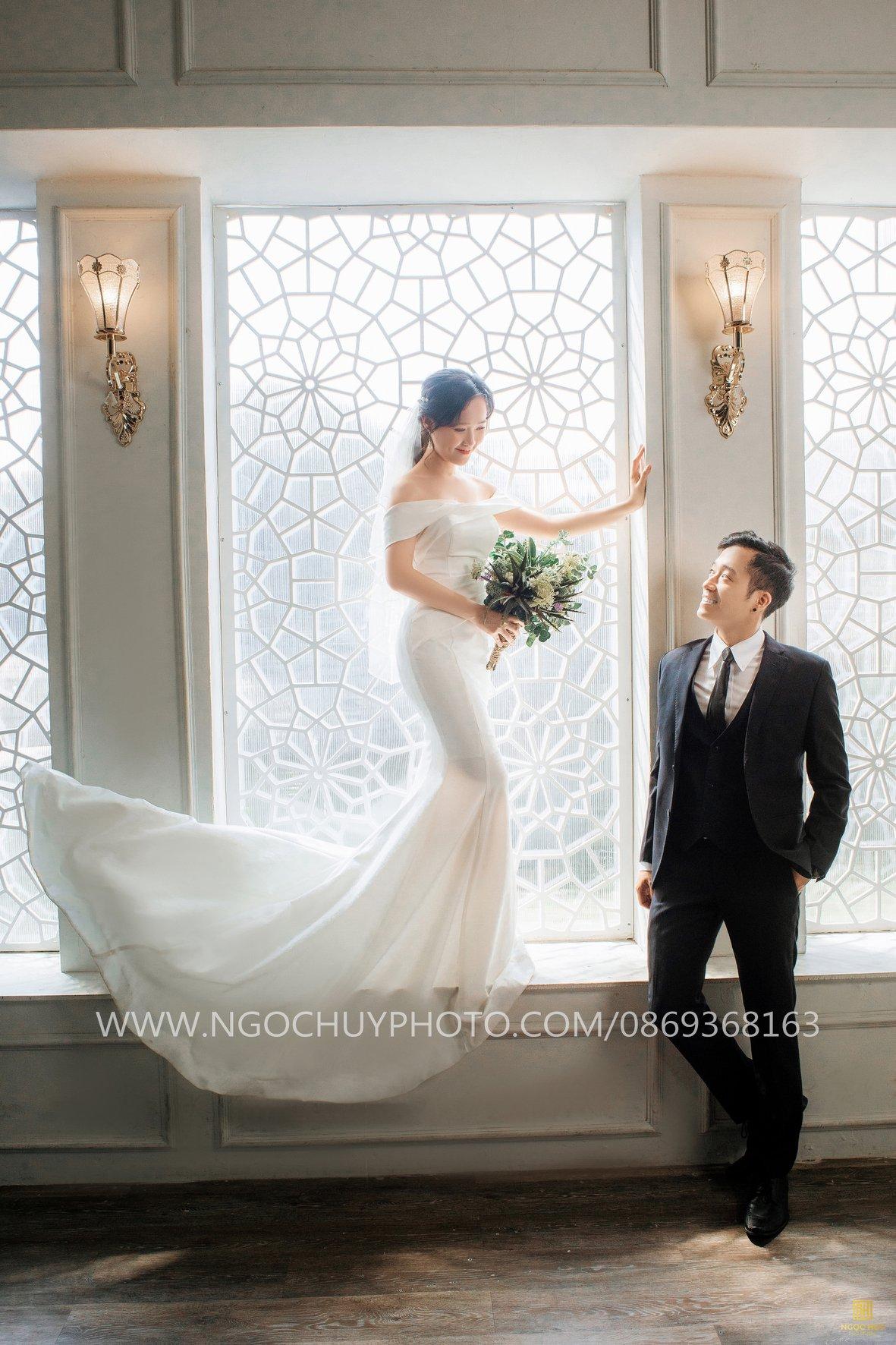 Ảnh cưới phim trường Ngọc Huy Studio 4