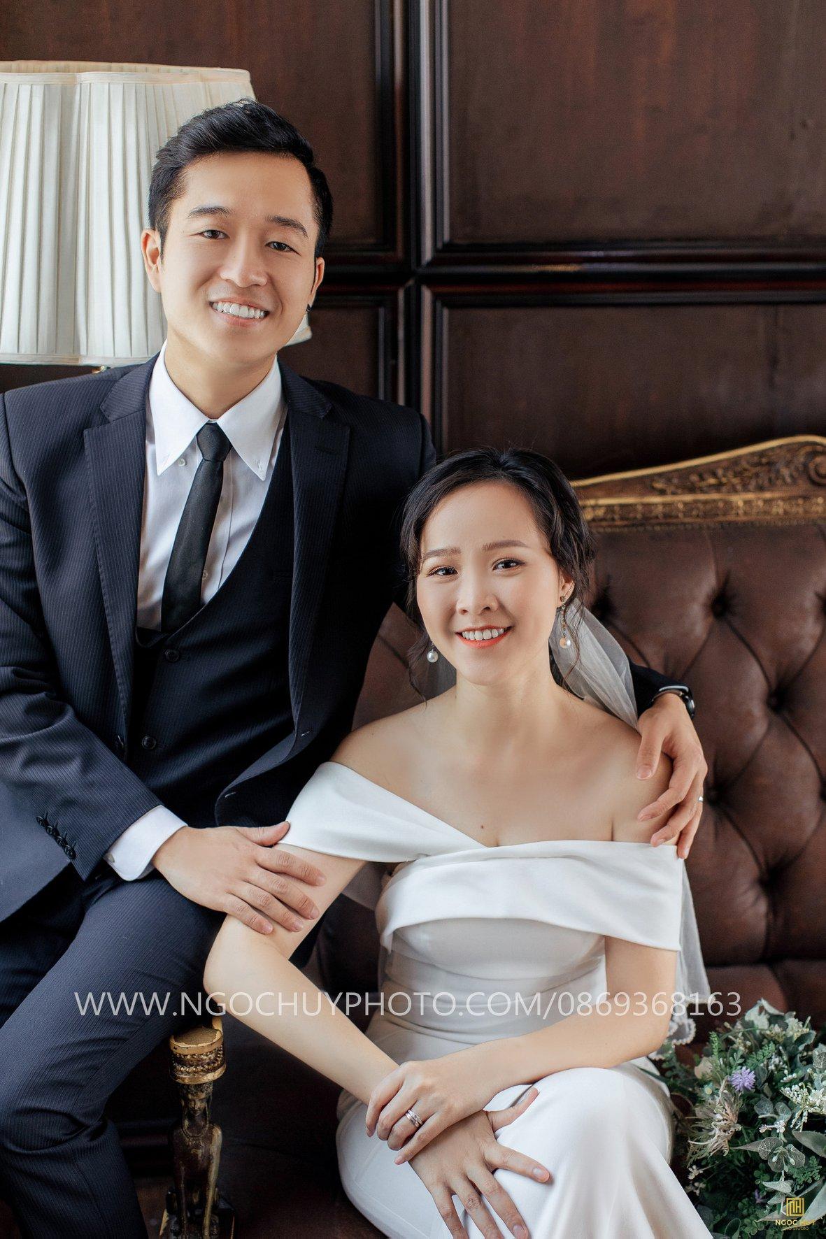 Ảnh cưới phim trường Ngọc Huy Studio 5