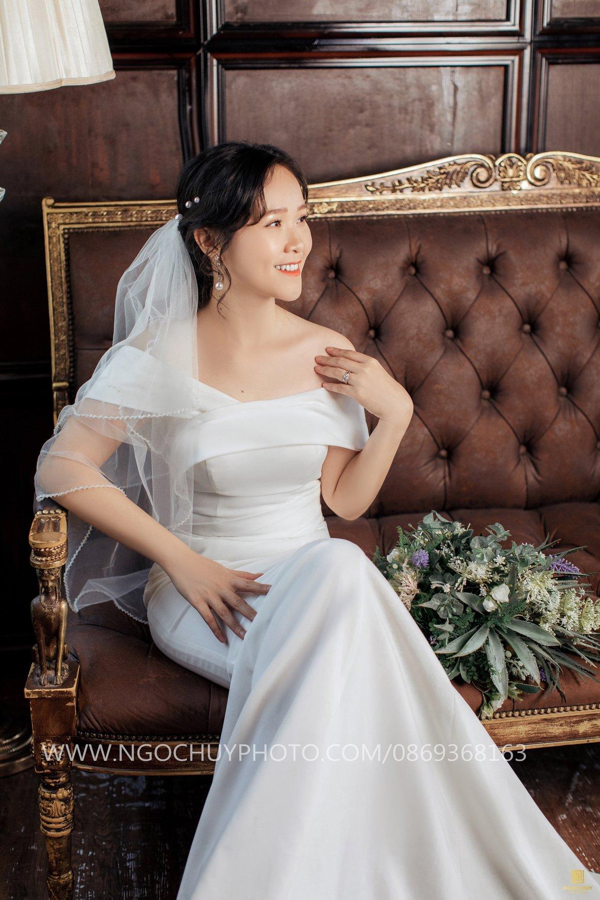 Ảnh cưới phim trường Ngọc Huy Studio 6