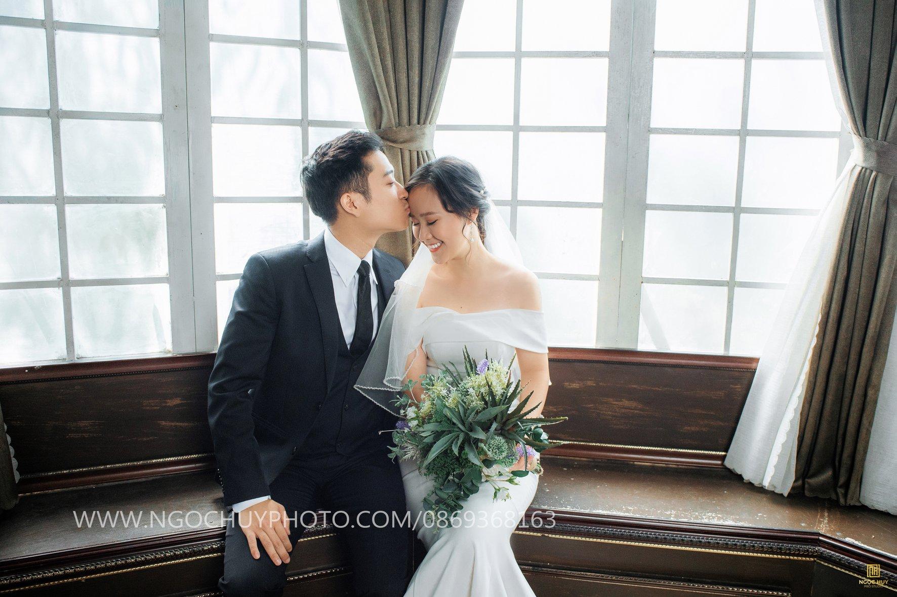 Ảnh cưới phim trường Ngọc Huy Studio 7