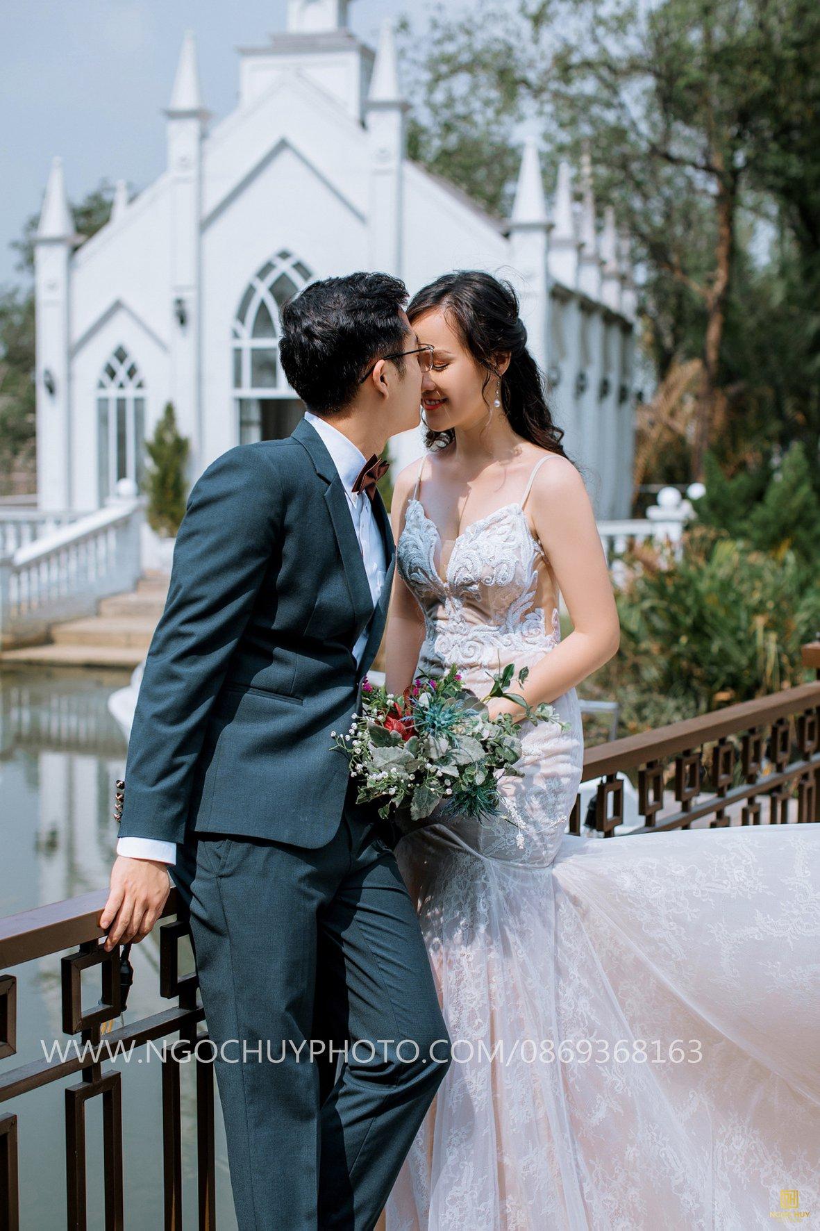 Ảnh cưới phim trường Ngọc Huy Studio 8