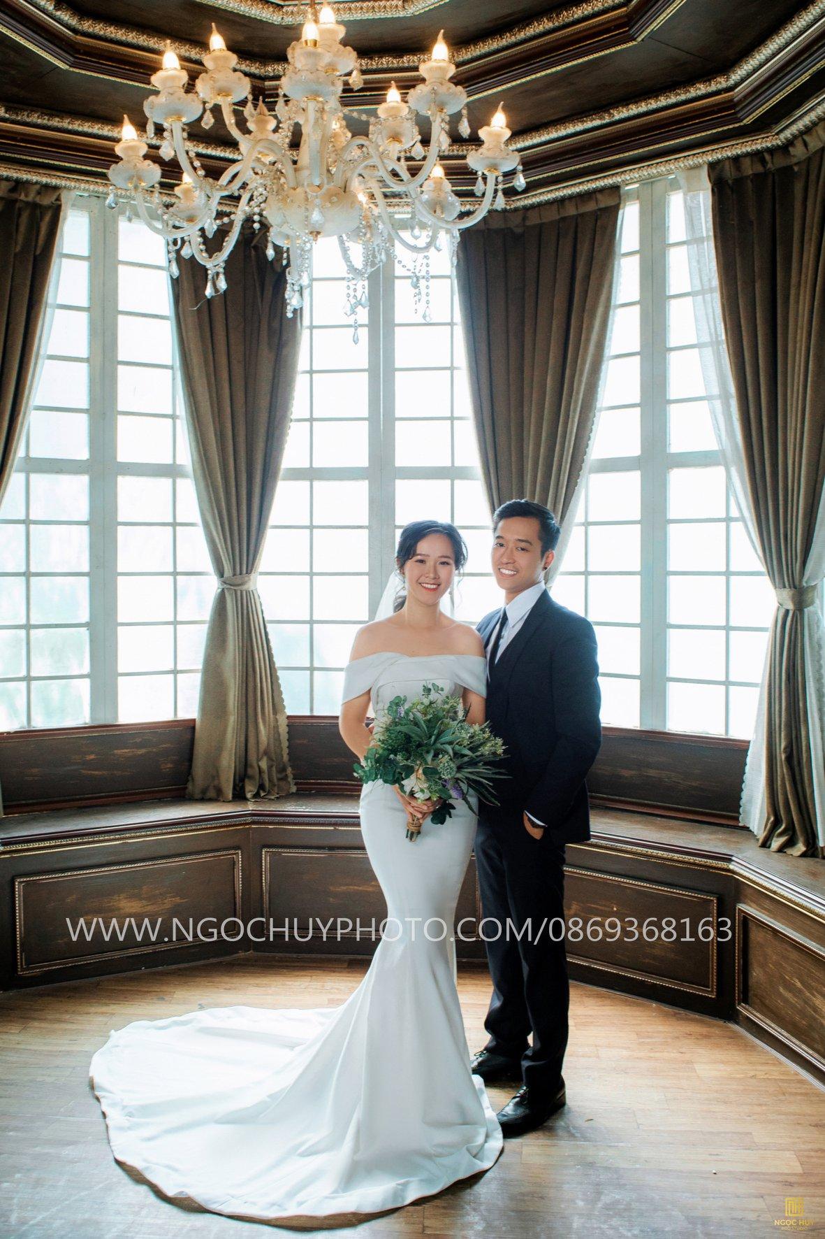 Ảnh cưới phim trường Ngọc Huy Studio 9