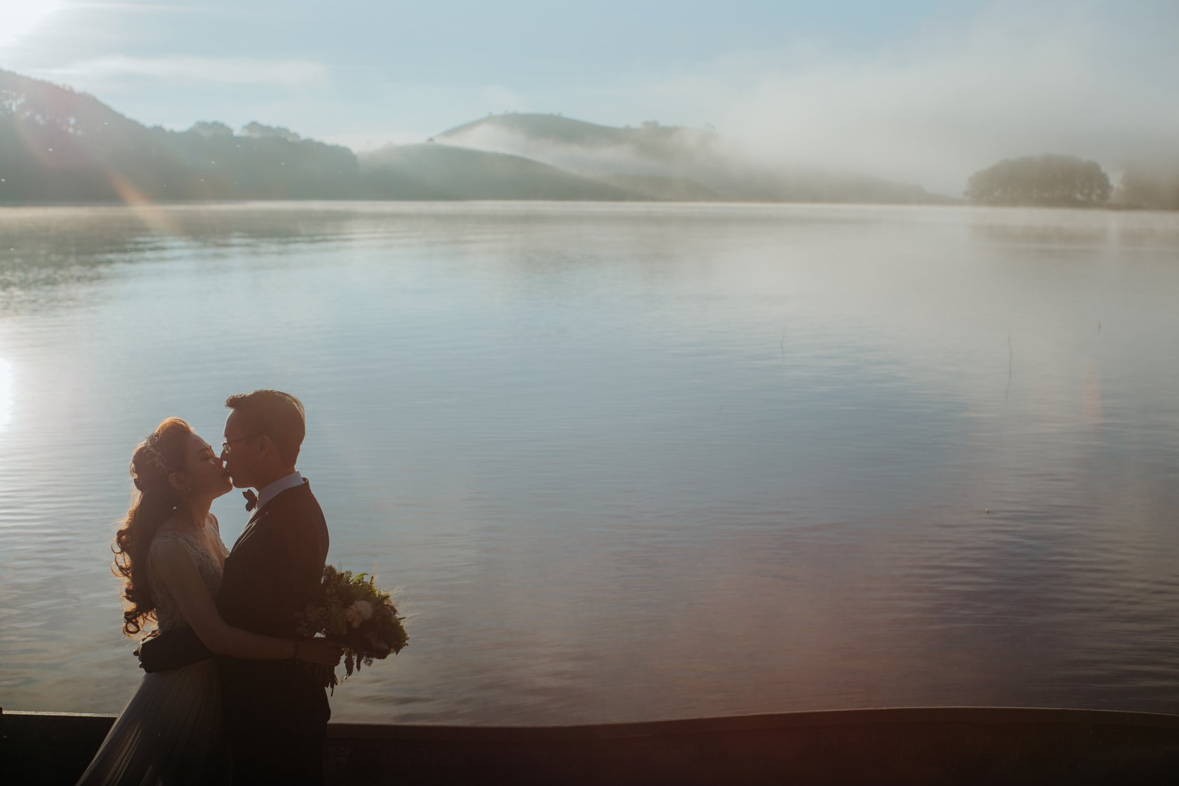 Ảnh cưới Đà Lạt Ngọc Huy Studio