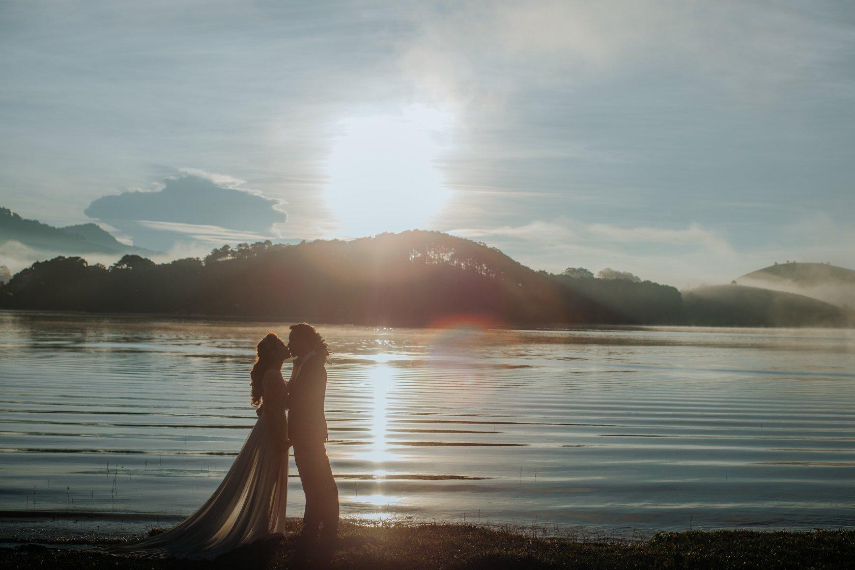 Ảnh cưới Đà Lạt Ngọc Huy Studio 1