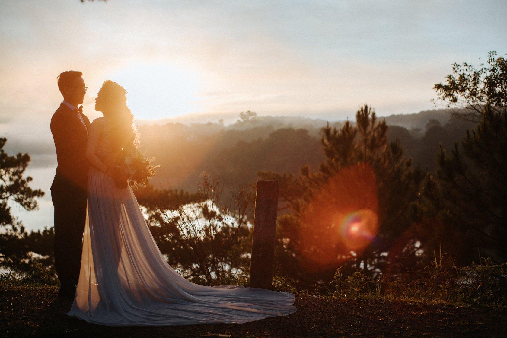 Ảnh cưới Đà Lạt Ngọc Huy Studio 2