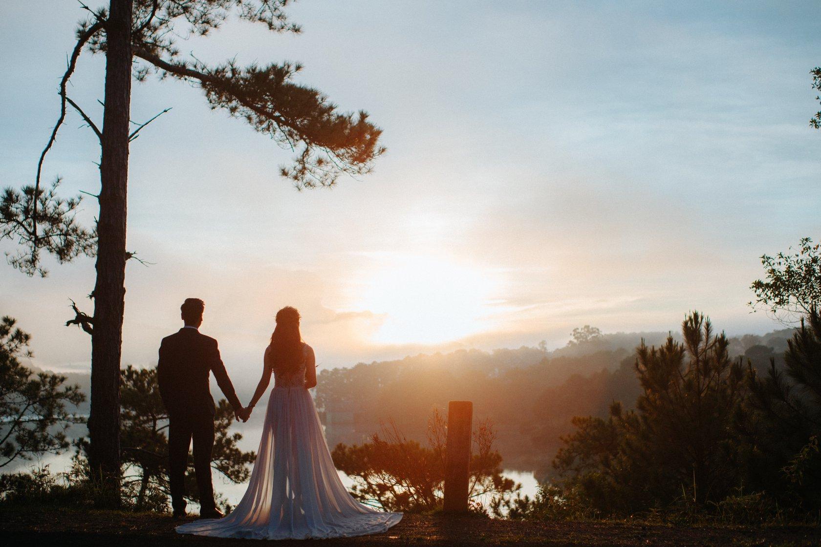 Ảnh cưới Đà Lạt Ngọc Huy Studio 3