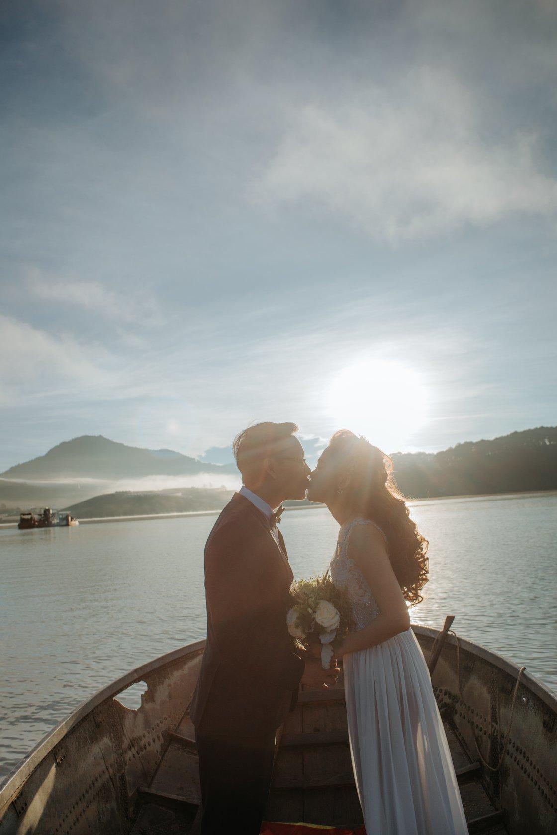 Ảnh cưới Đà Lạt Ngọc Huy Studio 6