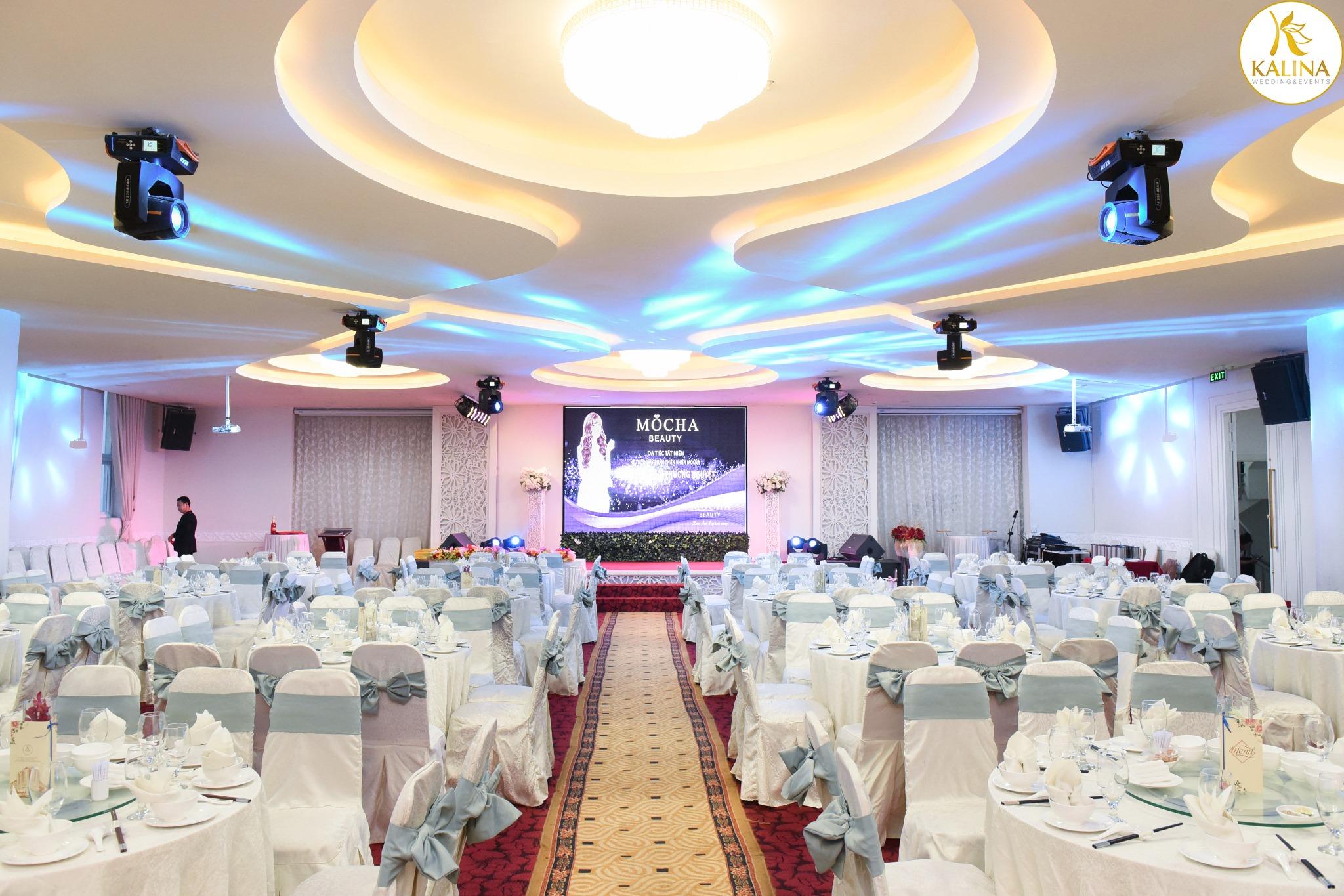 Nhà Hàng Tiệc Cưới Kalina, Quận Tân Phú