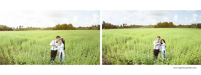 Chụp ảnh cưới miền Tây - Ngọc Huy Studio