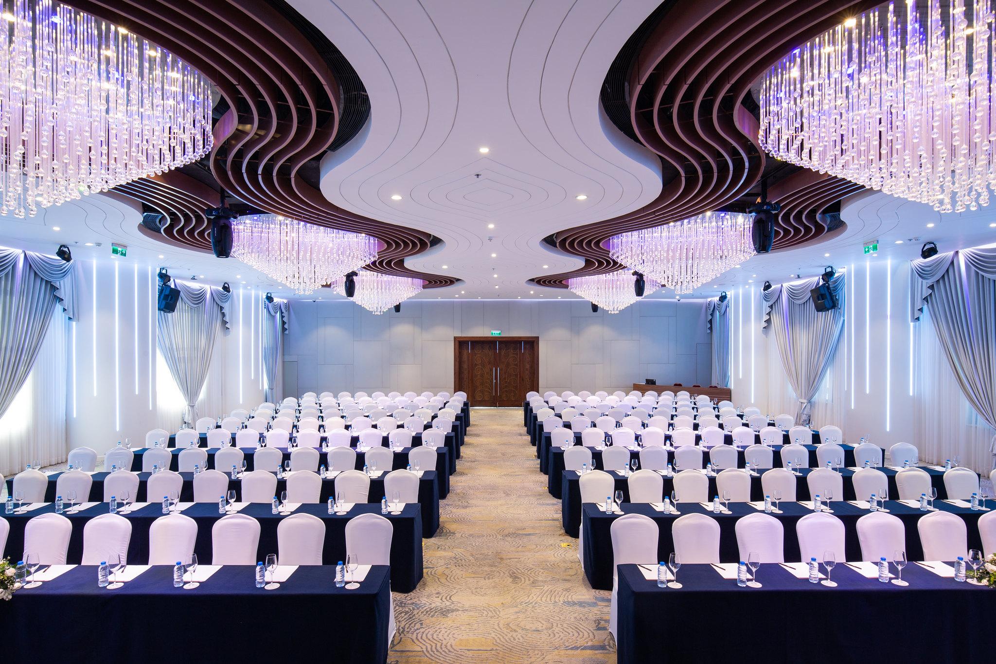 Sảnh hội nghị cao cấp nhà hàng Asiana Plaza