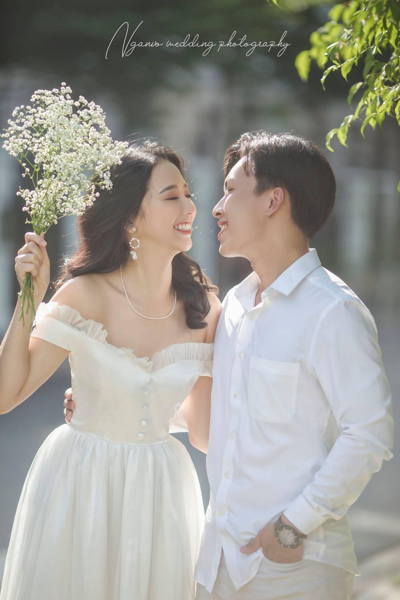 Ảnh cưới Phim trường Hàn Quốc Endee Garden