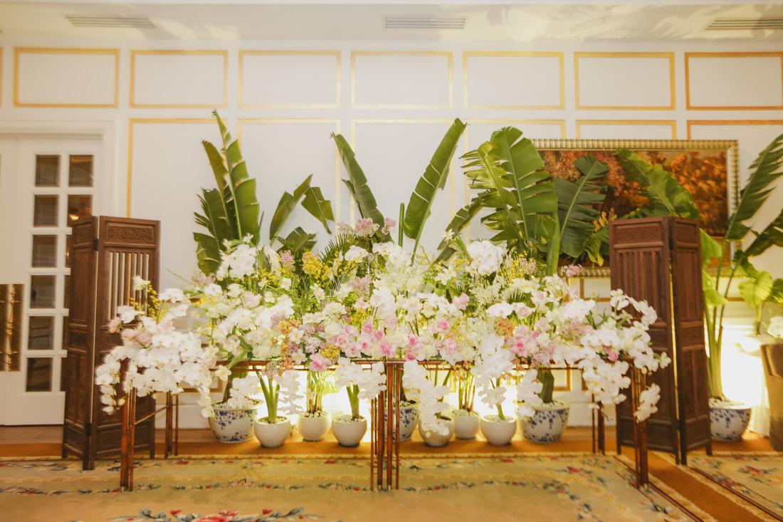 Sảnh Tiệc Cưới Sang Trọng Park Hyatt Sài Gòn 6
