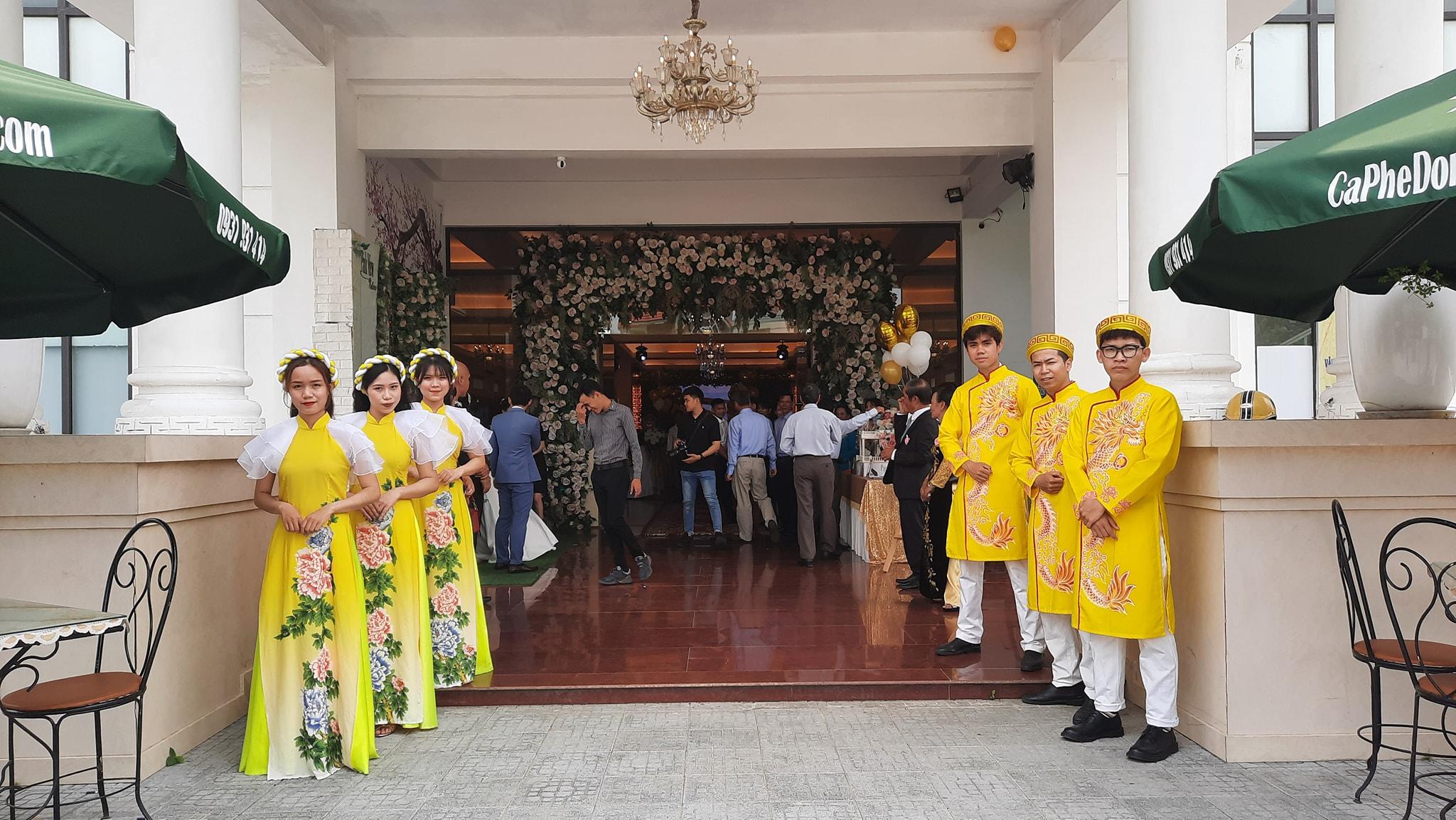 Trung Tâm Hội Nghị Tiệc Cưới Park View Palace Huế