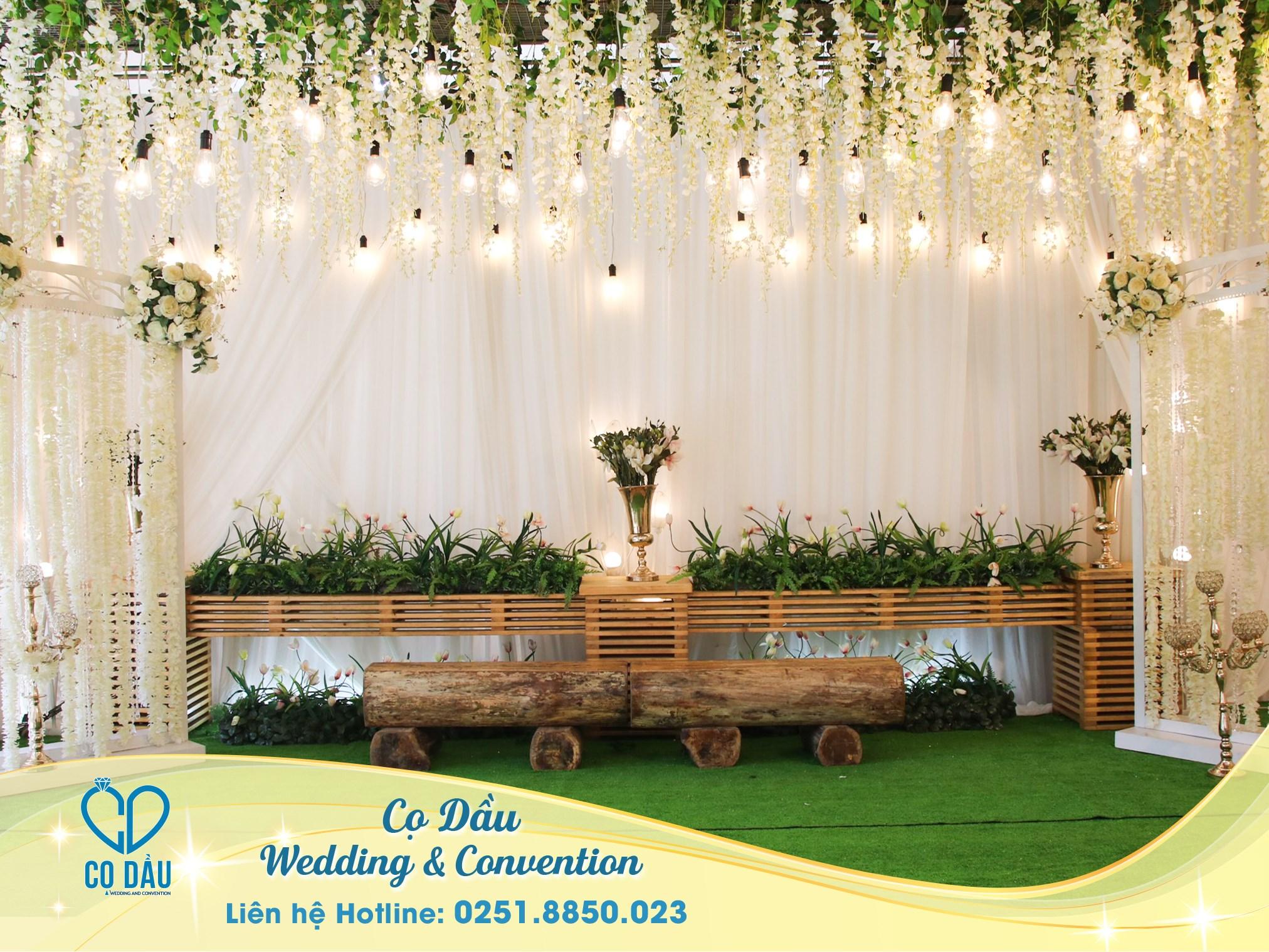 Sảnh Tiệc Cưới Cọ Dầu Wedding & Convention - Biên Hòa