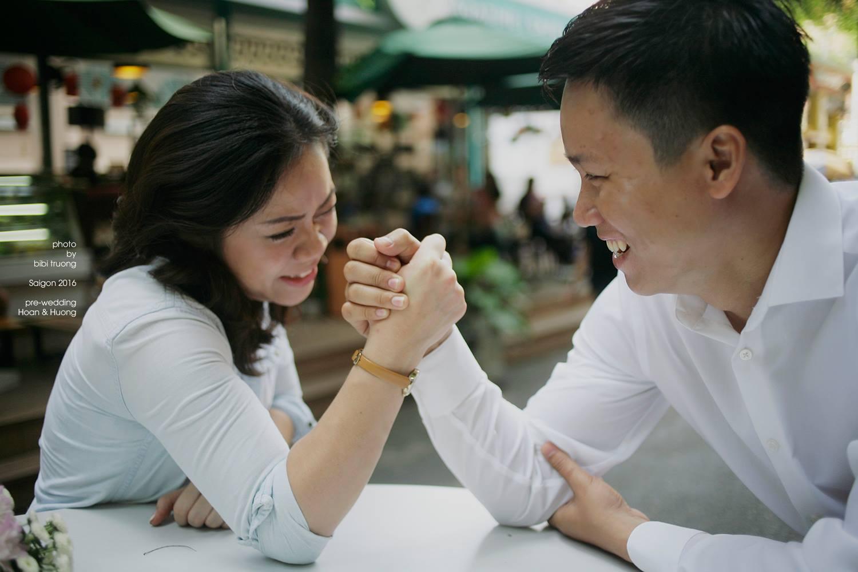 Hoan & Huong