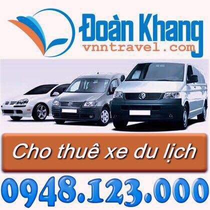 Cho thuê xe du lịch Đoàn Khang